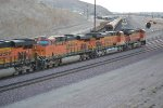 BNSF 7264 & 7216