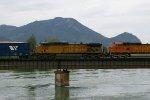 Union Pacific #6163