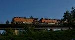 BNSF 5300 West