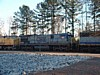 CSX Freight in McDowell Siding
