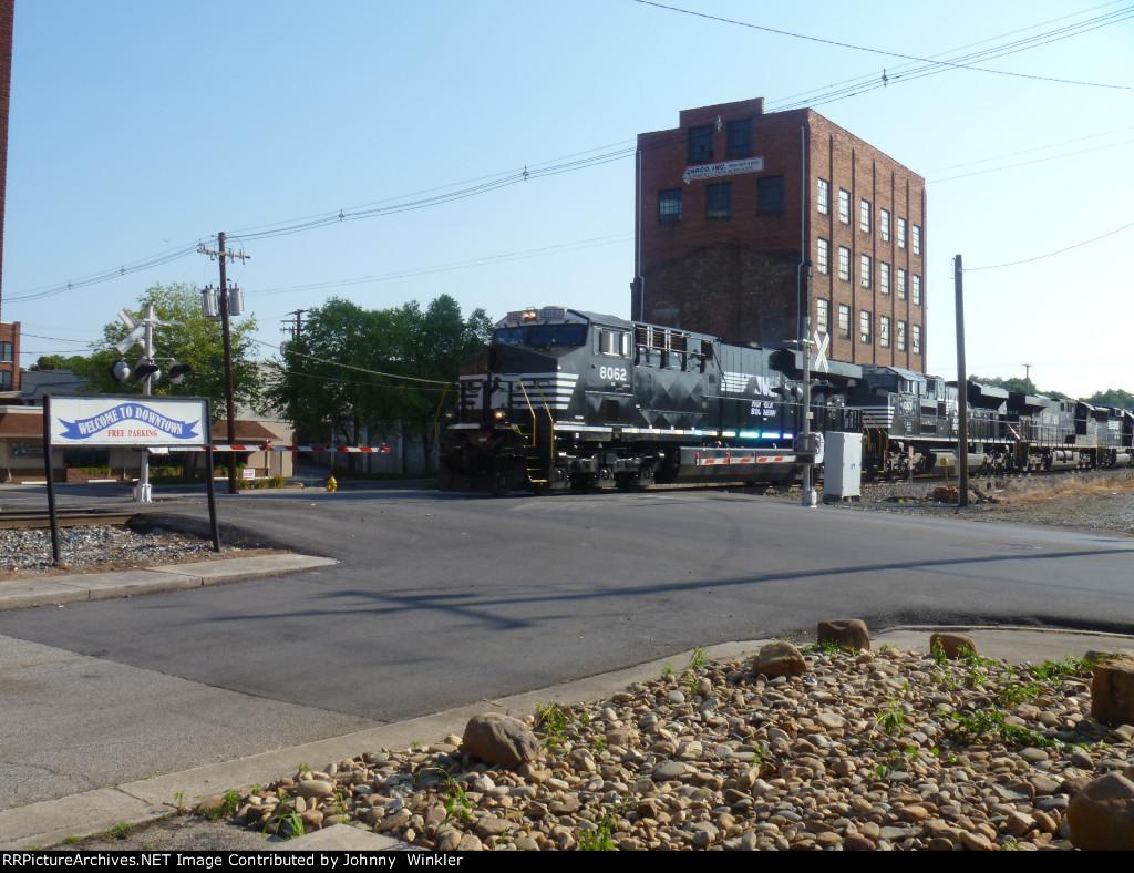 Train 386