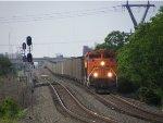 BNSF SD70ACe 9250 & CLEAR SIGNAL