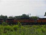 BNSF C44-9W 5069