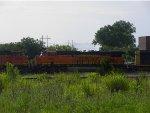 BNSF ES44DC 7362