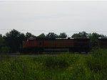 BNSF C44-9W 5518