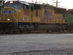 UP 5031 On CSX Q376 fall of 2011
