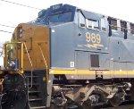 CSX 989