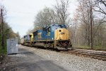 CSX 4776 and 87