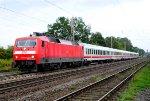 120 157 - DB German Federal Railway