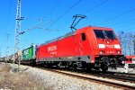 185 246 - DB Schenker Rail, Germany