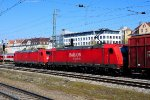 185 292 - DB Schenker Rail, Germany