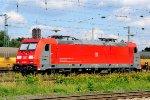 185 402 - DB Schenker Rail Scandinavia A/S, Denmark