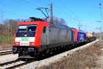 482 042 - SBB Cargo International, Germany