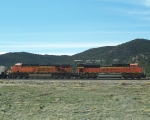 BNSF 9307