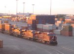 Lachine Intermodal Yard