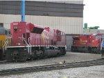 CP 9301 & 9157 at CAD