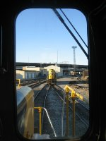 CTN 1364 in the clear for CSX move to Seagirt