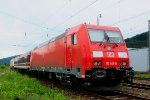 185 406 - DB German Federal Railway