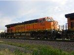 BNSF ES44DC 7836