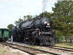 ATSF 3415 @ Abilene, KS