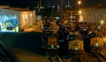 Selkirk Fuel Plant Night