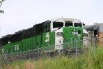 BNSF 8134