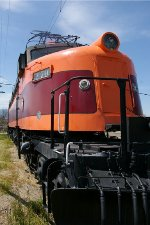 Milwaukee Road  E70