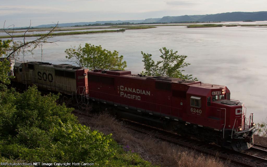 CP Train 170