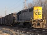 CSX 2616 on D709