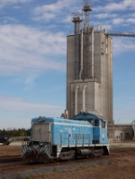 LC 91 working big customer; Circle S Ranch Feedmill,