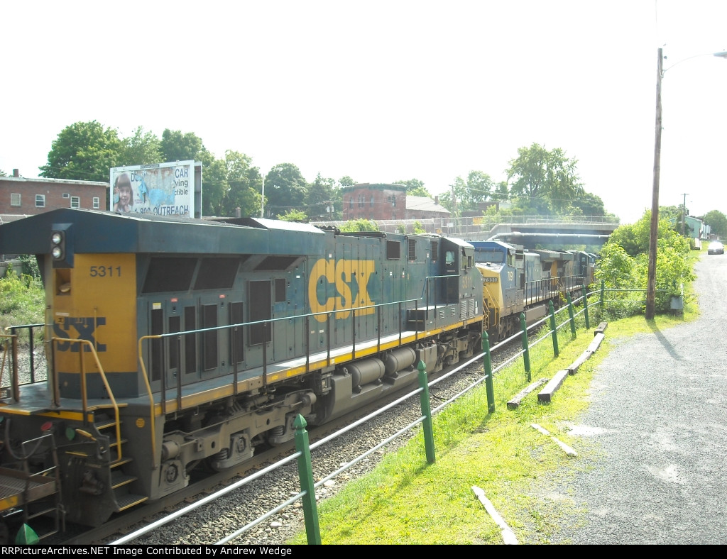 CSX Q118