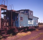Great Northern Sky Blue Caboose