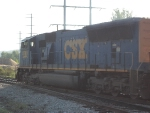 CSX Coal Train in Louisa