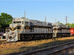 West Chester Rail Lines 4230 and 4213