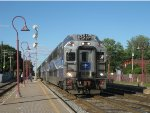 AMT train 27 to Vaudreuil