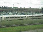 Looks like a GO Transit graveyard