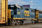 CSX 2529 is also an RC unit.