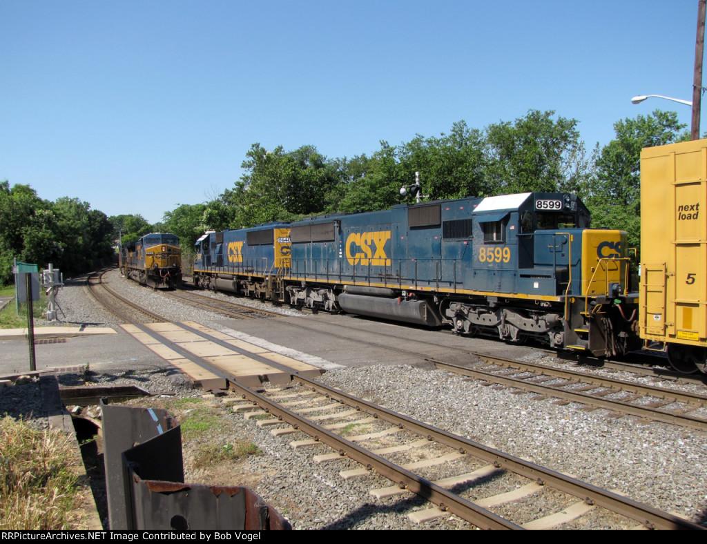 CSX 8599