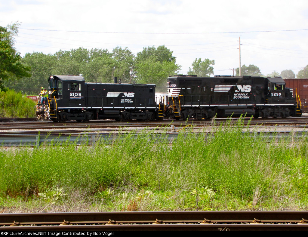 NS 2105 and 5290
