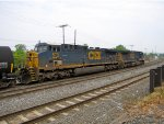 CSX 573 and 572