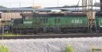 BNSF 6162
