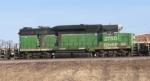 BNSF 2750