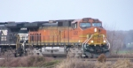 BNSF 5052