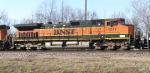BNSF 1077