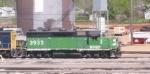 BNSF 2933