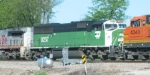 BNSF 9257