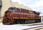 NS 8102; The Pennsylvania Railroad Heritage Unit.