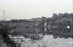 "EL Boonton/Erie NYGL Passaic River swing bridge ""WR"""