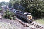 Conrail SD45 6087/SDP 45 6678/GP 9 300/GP 40 ?