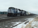 MRL 4313 SD70ACe ready to head west